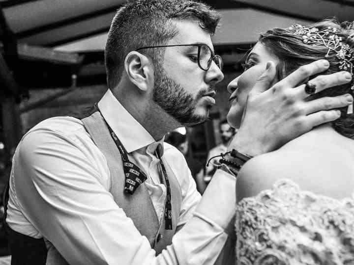 O casamento de Rebecca e Rafael