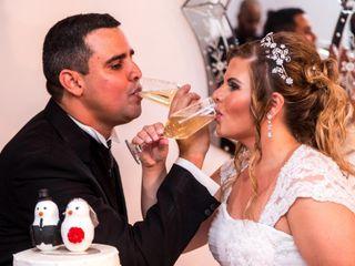 O casamento de Patrícia Ribeiro e Vinícius