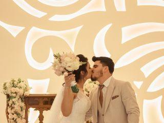O casamento de Thaylise e Giovani 1