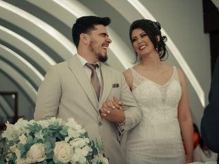 O casamento de Thaylise e Giovani