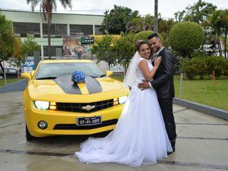 O casamento de Thiana e Carlos