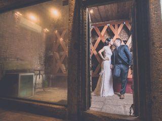 O casamento de Edilaine e Fabio
