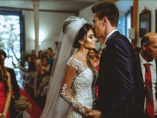 O casamento de Ellen  e Luan