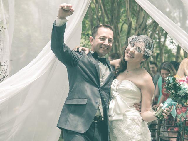 O casamento de Erica e Rodnei