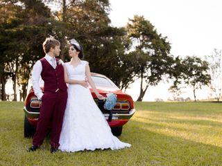 O casamento de Jéssica e Weslei
