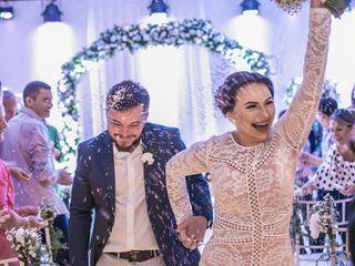 O casamento de Sthefany e Jean