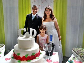 O casamento de Cláudia e Douglas 2
