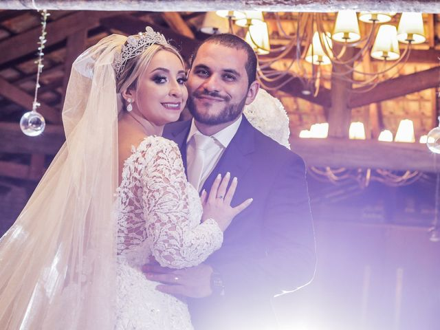 O casamento de Tamiris e Evandro