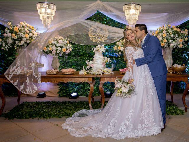 O casamento de Julmara e Guilherme