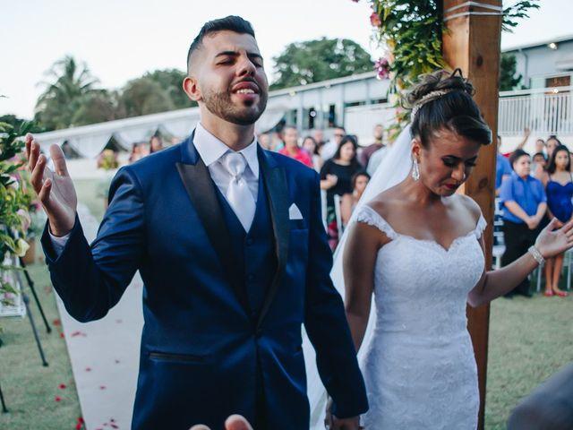 O casamento de Joice e Caique