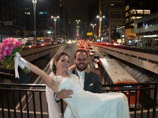 O casamento de Paula e Leonardo