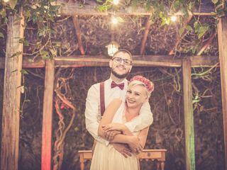 O casamento de Larissa e Marcus Vinicius
