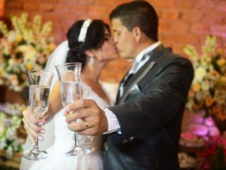 O casamento de Stephane e Matheus