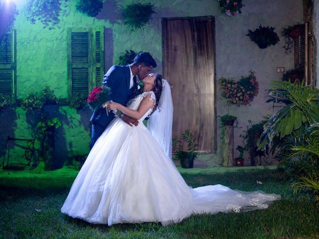O casamento de Paloma e Guilherme
