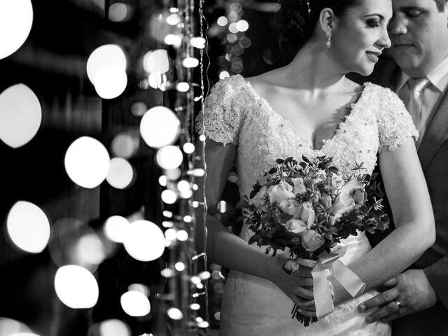 O casamento de Karine e Alex