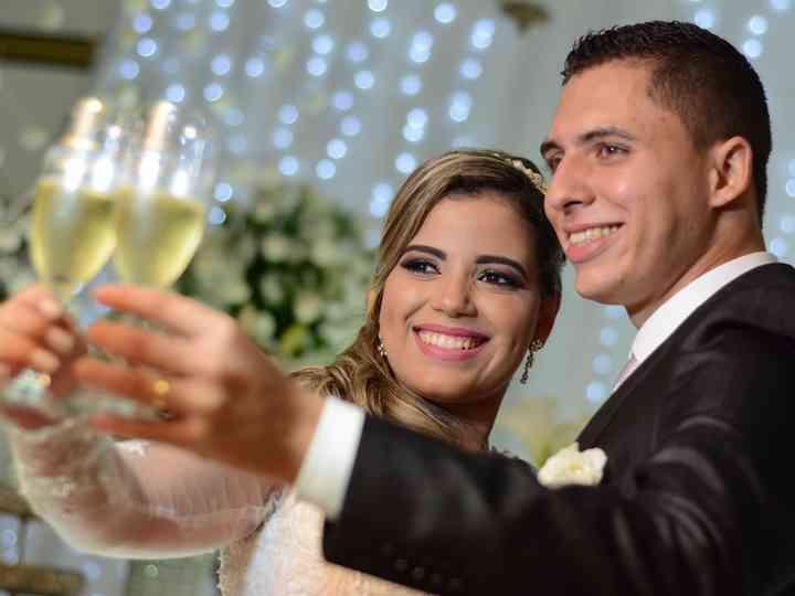 O casamento de Tainah e Jorge