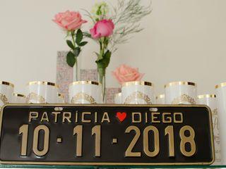 O casamento de Paty e Diego 1