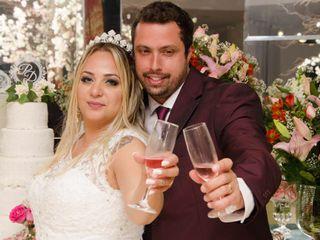 O casamento de Paty e Diego