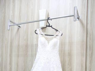 O casamento de Cristiane  e Piterson 1