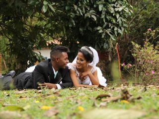 O casamento de Cristiane  e Piterson