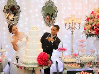 O casamento de Lorrani e Tiago