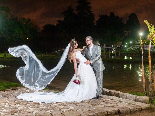 O casamento de Luciana e Davi