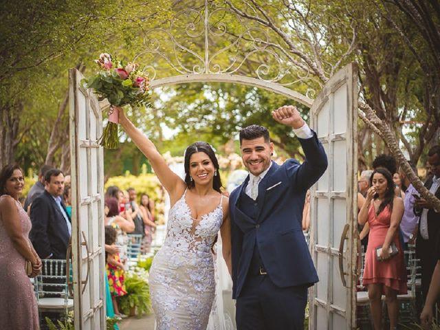 O casamento de Vanessa e Felipe