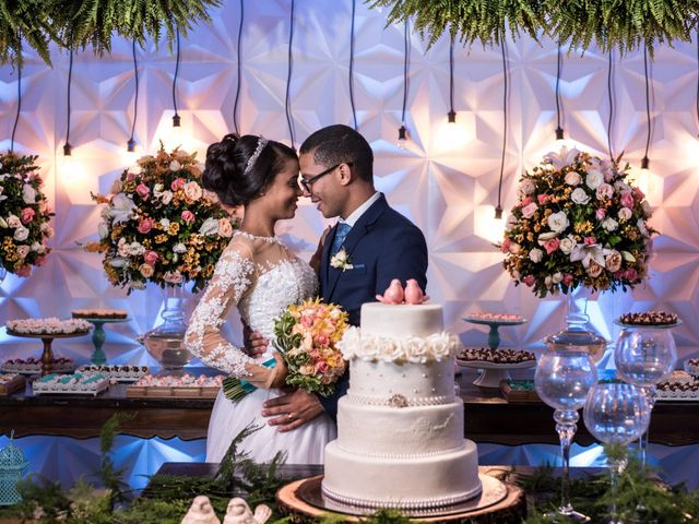 O casamento de Larysa e Roberto
