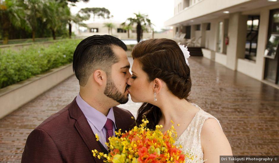 O casamento de Rafael e Larissa em Curitiba, Paraná