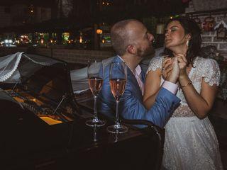 O casamento de Angelica e Flavio