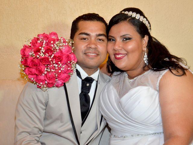 O casamento de Amanda e Marcio