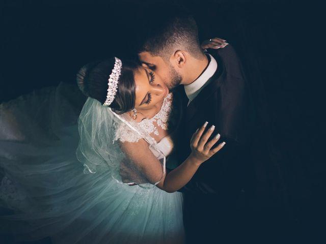 O casamento de Thainá e Cesa