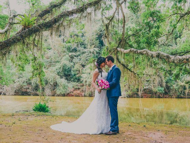 O casamento de Halana e Thiago
