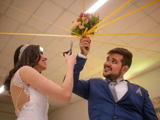 O casamento de Debora e Douglas e Douglas 2