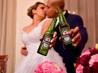 O casamento de Aman e Guilherme