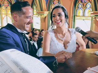 O casamento de Thatiane e Rodrigo Antonio