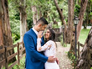 O casamento de Deborah e Eduardo