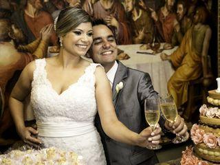 O casamento de Nicolle e Ismar