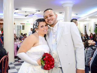 O casamento de Vânia e Adilson