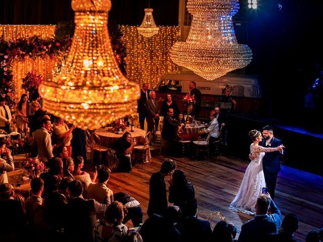 O casamento de Camila e Ycaro