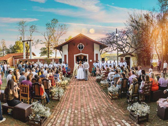 O casamento de Heloísa e Weslei