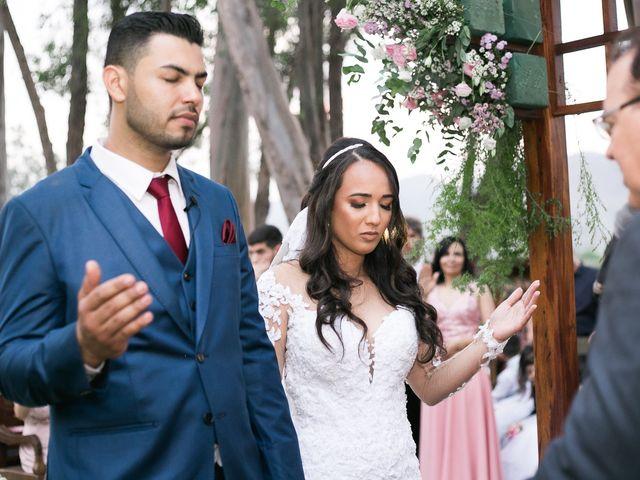 O casamento de Eduardo e Deborah em Sabará, Minas Gerais 36