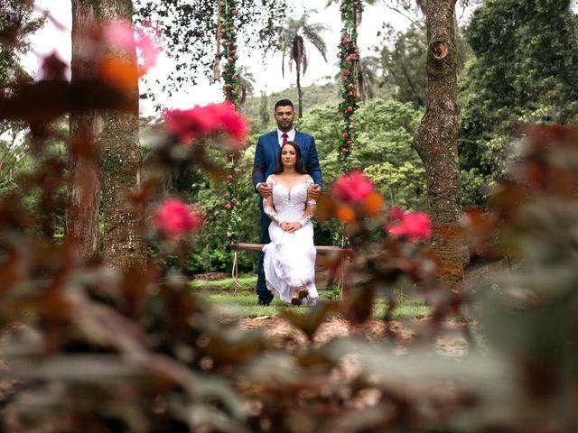 O casamento de Eduardo e Deborah em Sabará, Minas Gerais 2