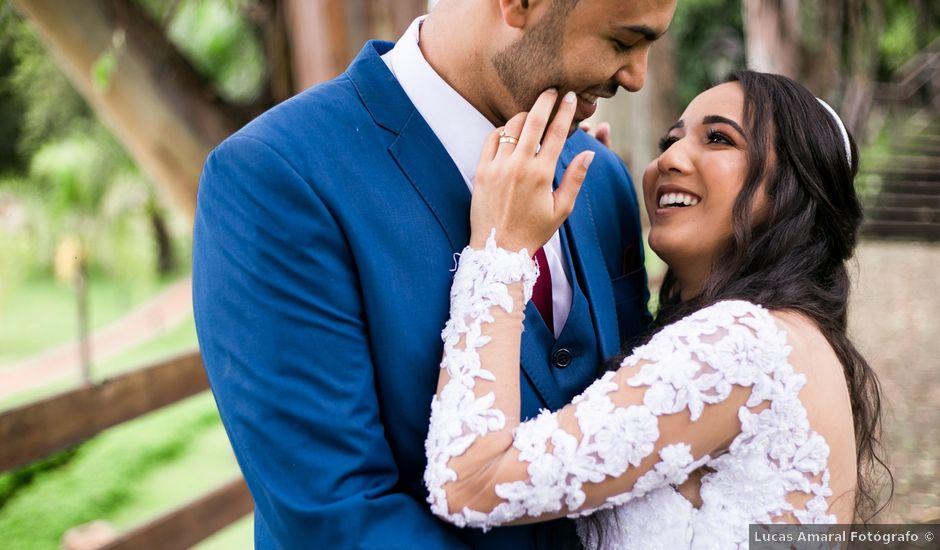 O casamento de Eduardo e Deborah em Sabará, Minas Gerais
