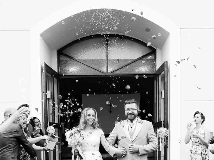 O casamento de Luiza e Stuart