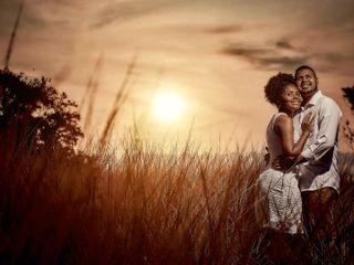 O casamento de Larissa e Shalom 2