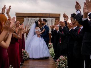 O casamento de Barbara e Jhonatan
