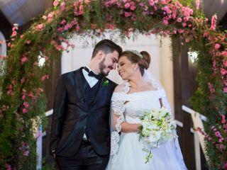 O casamento de Camila e Felipe