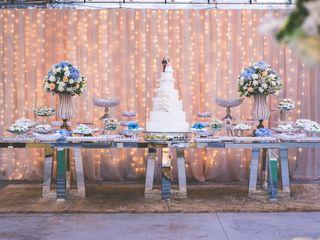 O casamento de Isabella Sarom e Jonathan Rodrigues 1