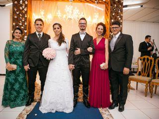 O casamento de Isabella Sarom e Jonathan Rodrigues 3
